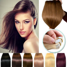 Strong Blue Tape in 100% Remy Human Hair Extensions Skin Weft 20/40/60pcs AU