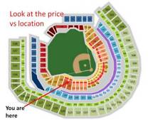 2 row 8 aisle field box tix Mets v Phillies 4/2; club access; price is for both
