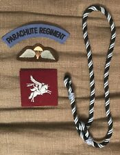 WW2 British Army 11th Battalion Parachute Regiment Battledress Lanyard Arnhem