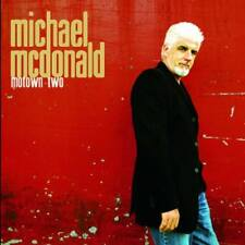 MICHAEL MCDONALD - Motown V.2 - 2 CD - Limited Edition Import - **SEALED/ NEW**