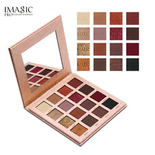 IMAGIC® 16 Colors Shimmer Matte Eyeshadow Palette Pigment Cosmetics Pressed