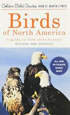 BIRDS OF NORTH AMERICA: A GUIDE TO FIELD IDENTIFICATION (GOLDEN By Bertel Mint