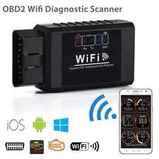 ELM327 WIFI OBD2 OBDII Auto Car Diagnostic Scanner Scan Tool for iOS Android N8