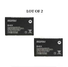 OEM Motorola Battery BH6X SNN5893A 1880mAh For Droid X MB810 Atrix MB860