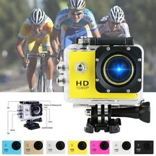 HD 1080P Waterproof Sports Camera Cycle DV Action Video Record Camcorder Cam