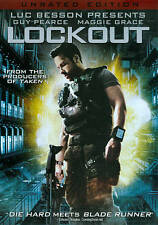 Lockout (DVD, 2012, Unrated Includes Digital Copy UltraViolet) *FREE SHIPPING*
