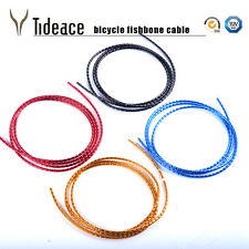 Road/MTB Bicycle Shift Cable/Housing Bicycle Brake Cable Tubing Fishbone Cable