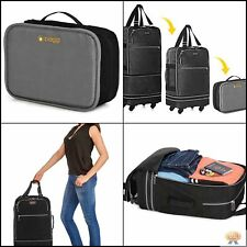 Perfect Luggage Expandable 22 28 Inch Lightweight Suitcase Spinner Carry On Bag