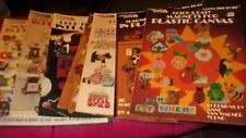 Plastic Canvas Magnets Patterns - U-Pick 1 From 6