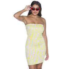 Morning Mist Picnic Dreams Dress in Yellow