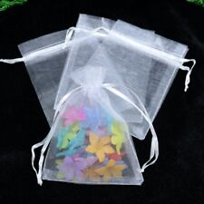 10/20X Organza Wedding Party Favor Decoration Gift Candy Sheer Bags Pouches UD