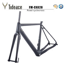 T800 Full Carbon Racing Bike Frame 700*40C Carbon Cyclocross Road Bicycle Frames