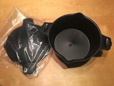Pampered Chef Large Micro Cooker New  Holds 2 Quarts Dishwasher Safe