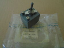 1 EA NOS AIRPAX CIRCUIT BREAKER TOGGLE SWITCH   P/N: M39019/4-20