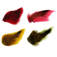 LARGE NORTHERN BUCKTAIL - Artificial Premium Long Hair Tails - Fly Tying