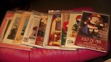 #4 - Assorted Craft Sewing Patterns - U-PICK 1 From 10