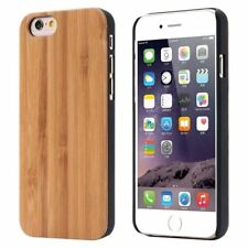 Wooden Case Genuine Real Natural Wood Back Cover For X and Other Models