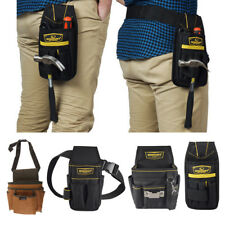 Utility Tools Waist Bags Carpenter Nail Tools Bag Multi Pocket Half Apron