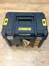 1 X EMPTY DEWALT TSTAK CARRY CASE FROM DCK654P3T T-STAK
