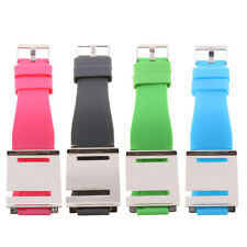 Replacement Silicone Multi-Touch Watch Band Wrist Strap For iPod Nano 6 6th