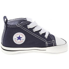 Converse Toddlers Converse Crib Shoes in Blue