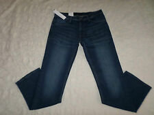 CALVIN KLEIN JEANS MENS STRAIGHT SIZE 32X30 ZIP FLY MEDIUM WASH NEW WITH TAGS