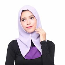 Women New Fashion Muslim Scarf Islamic Head Wear Scarf Cap Abaya Hijab