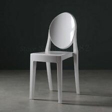 Set of 2/4 Dining Chairs Philippe Starck Louis Ghost Chair Kartell Victoria Seat