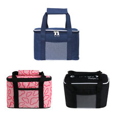 Lovoski Insulated Cool Bag Lunch Box Picnic Lunch Container Large Capacity