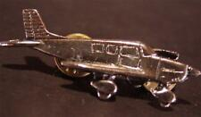 VINTAGE CESSNA AIRPLANE LAPEL PIN TAC MM LIMINTED CHICAGO