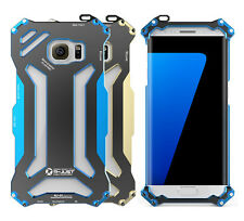R-Just GUNDAM Shockproof Armor Metal Case Cover for Samsung Galaxy S7 & S7 Edge