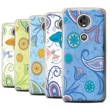 STUFF4 Back Case/Cover/Skin for Motorola Moto E5 Plus 2018/Springtime
