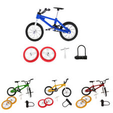 Creative Finger Bicycle Mountain Bike BMX Boy Diecast Model Toy Kid Functional