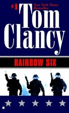 Rainbow Six by Tom Clancy (1998, Hardcover, Limited)