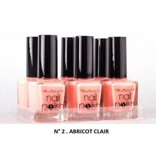 VERNIS A ONGLES NAIL ABRICOT CLAIR MANUCURE 15 ML XXL NEUF VER018