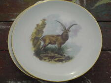 ROYAL WORCESTER - CABINET / WALL PLATE - ANIMALS - 1 - SEE SCAN - 1963