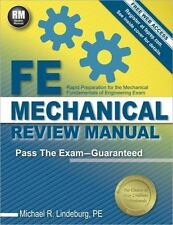 FE Mechanical Review Manual : Rapid Preparation for the Mechanical Fundamentals