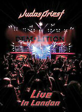 Judas Priest - Live in London (DVD, 2002)