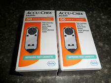 ACCU-CHEK MOBILE 100 TESTS IN 2 CASSETTES LONG EXPIRY  11/2019