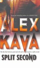 SPLIT SECOND (MAGGIE O'DELL NOVELS) By Alex Kava **Mint Condition**