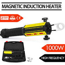 220V Magnetic Induction Heater Kit For Flameless Heat Mini Ductor Safer Coils