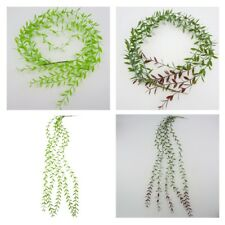1Pcs 105cm Artificial Ivy Vine Fake Foliage Plants Hanging Leaf Garland Deco
