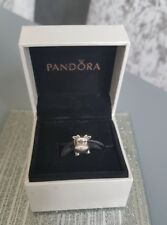Retired Genuine Pandora Charm - Silver Cow *With Gift Box*