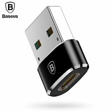 Baseus® USB Male to USB Type C Female OTG Adapter Converter Type-c Cable Adapter