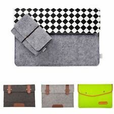 MOSISO® Wool Felt Bag For Macbook Air Pro 13 Sleeve Case For Ipad Pro