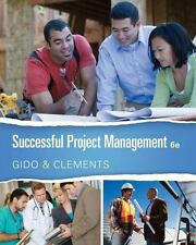 Successful Project Management by Jack Gido and Jim Clements (2014, Hardcover)