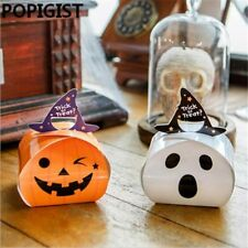 POPIGIST® 30pc/Lot Halloween Pumpkin Candy Bag Cute Kid Candy Box Bags
