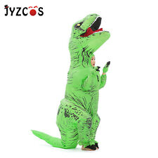 Inflatable Dinosaur Halloween Costume Kids Blow Up Unicorn Fancy Dress Child Boy