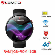 LEMFO LEM7 Smart Watch 2018 Man Watch 4G WIFI GPS Heart Rate For Android IOS HOT