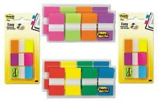 """Post-it Message Flags, """"Sign Here"""", Red, 1-Inch Wide, 200/Desk Grip..."""